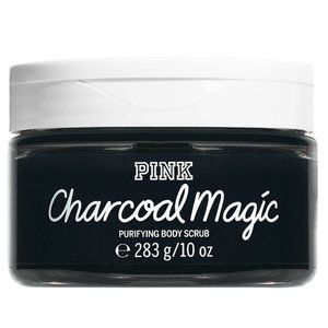 Victoria's Secret PINK Charcoal Purifying Scrub
